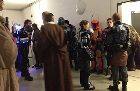 Jedicon2014 starwars