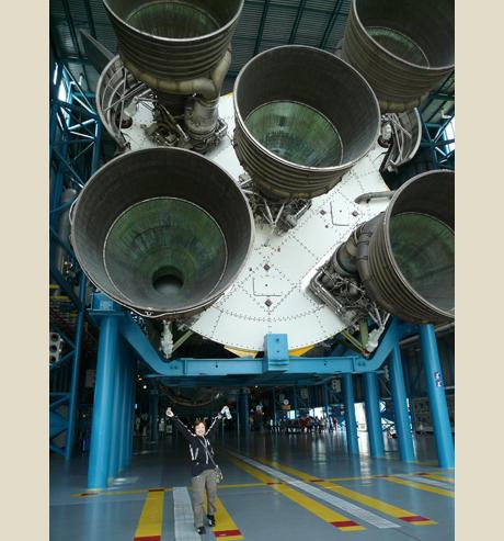 ケネディ宇宙センター7