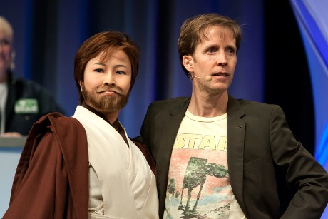 shibaura_obi-wan kenobi costumer with james arnold taylor