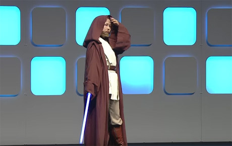 STARWARS CELEBRATION EUROPE3 �I�r���� �R�X�v�� �X�^�[�E�H�[�Y obi-wan costume cosplay