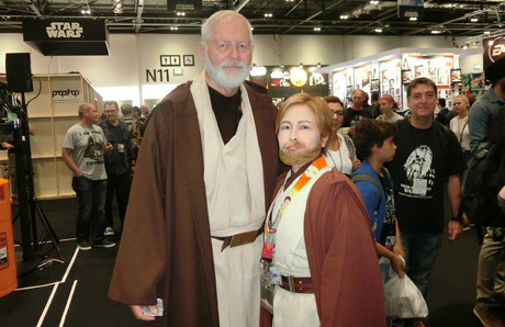 STARWARS CELEBRATION LONDON �X�^�[�E�H�[�Y�Z���u���[�V���� �I�r�����R�X�v��