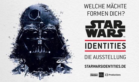 STARWARS identities Munich ミュンヘン2016年スターウォーズエキシビジョン